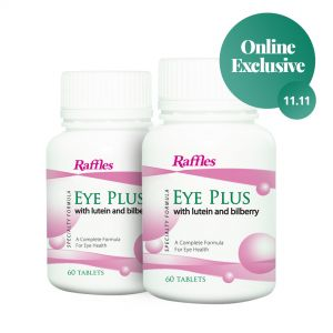 Raffles Eye Plus (Bundle)