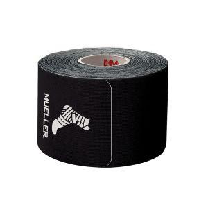 Mueller Kinesiology Tape I-Strip Roll Black