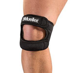 Mueller Max Knee Strap Black Osfm