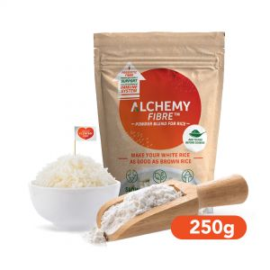 Alchemy Fibre for rice 250g
