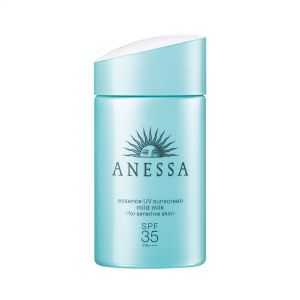 Anessa Essence UV Sunscreen Mild Milk for Sensitive Skin 60ml