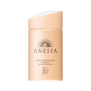 Anessa Perfect UV Sunscreen Mild Milk for Sensitive Skin 60ml