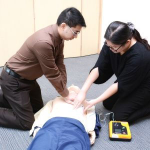 BCLS and AED Refresher Course