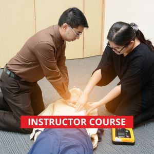 BCLS and AED Instructor Course