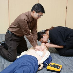 CPR with AED Certification Course