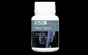 Raffles Bone Calcium (60 Tablets)