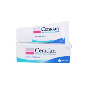 Ceradan Soothing Itch Relief Gel 50g