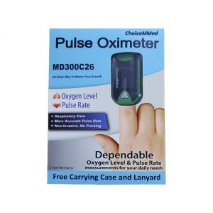 ChoiceMMed Pulse Oximeter MD300C26