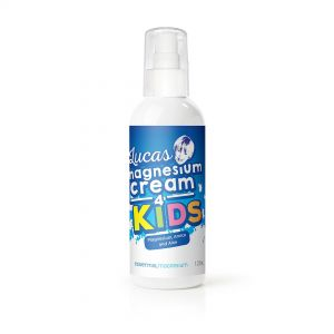 Essential Magnesium Lucas Magesium Cream for Kids 125ml