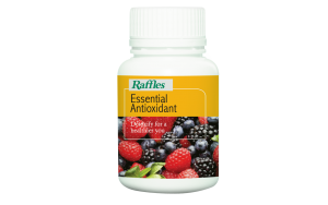 Raffles Essential Antioxidant (60 Tablets)