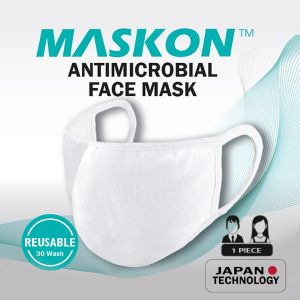 Maskon™ Anti Microbial Face Mask (Adult)