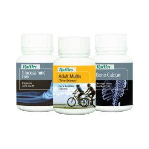 Raffles Supplements Merdeka Bundle