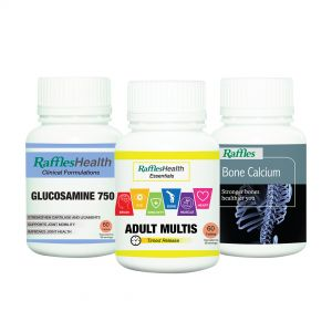 Raffles Supplements Merdeka Bundle
