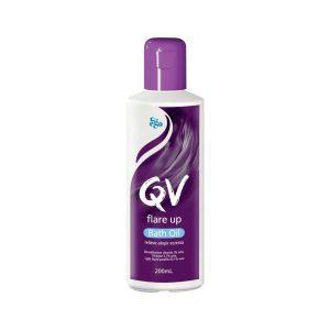 QV Flare Up Bath Oil for Eczema 200ml