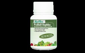 Raffles ProBio8-Dophilus (60 Veggie Capsules)