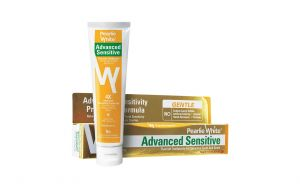 Pearlie White Advanced Sensitive Hypoallergenic Fluoride Toothpaste 130g