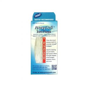 Proxysoft 3 in 1 Floss Superfloss