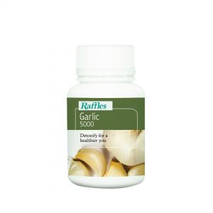Raffles Garlic 5000mg (120 Softgels)