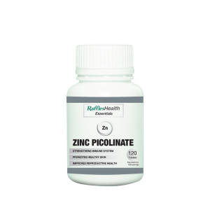 Zinc Picolinate 25mg  (120 Tablets)