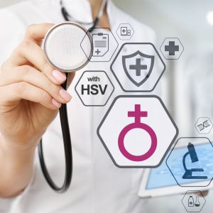 STD Comprehensive Screening with HSV (For Female)