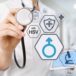 STD Comprehensive Screening with HSV (For Male)