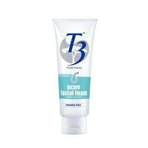 T3 Acne Facial Foam 100g