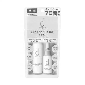 D Program Whitening Clear Trial Set