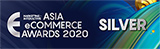 Ecommerce Asia Awards 2020 Silver